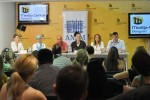 "Press Conference – Promotion of results of ANEM project ""Crossing the Bridge of Diversity"""